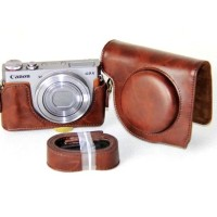 Camera Case Canon G9X Leather Case Canon G9 X