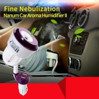 Jual Essential Oil Car Humidifier Aromatherapy 2 Usb Port Air Purifier Murah