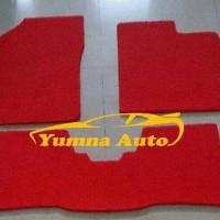 Karpet Mobil Premium Toyota Agya / Ayla Tanpa Bagasi Murah