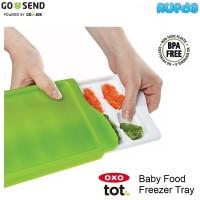 Oxo Tot Baby Food Freezer Tray Wadah MPASI Makanan Bayi Beku