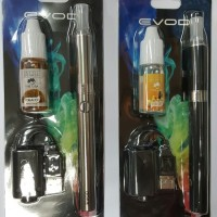 Harga diskon rokok vape elektrik evod 1100mah refill vaporize   WIKIPRICE INDONESIA