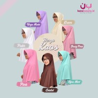 hijab simple/ hijab instan/ hijab bergo/ kerudung/ hijabenka