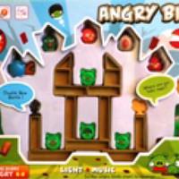 Jual New Mainan Anak Angry Bird Ketapel Pig Boom Murah Murah