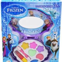 Jual New Mainan Anak Perempuan - Frozen Make Up Set Girl Dandan Beauty Murah