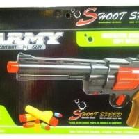 Jual New Mainan Anak Laki Laki - Soft Blaster Army Combat Gun Nerf Pistol Murah