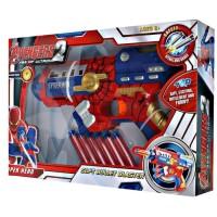 Jual New Mainan Anak Soft Bullet Blaster Senapan Pistol EVA Nerf Gun Murah