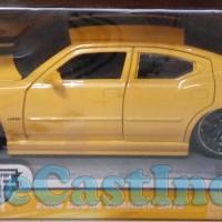 Jada Bigtime - Dodge Challenger SRT8 2006 (Kuning) Skala 1:24