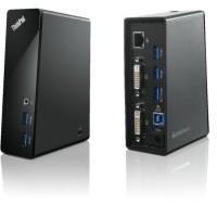 USB 3.0 Doc Lenovo ThinkPad USB 3.0 Dock - ID/VN - 0A33971