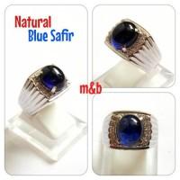 Jual CINCIN SUPER MEWAH : NATURAL BLUE SAFIR. Sangat mewah d Limited Murah