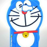Jual CASING HANDPHONE SAMSUNG S7 EDGE 3D KARTUN DORAEMON SOFT SILICON BACK Murah