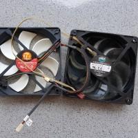 Jual Fan 12cm Cooler Master Dan Thermaltake Murah