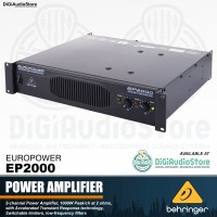 harga Behringer Europower Ep2000 [ Ep 2000 ] Power Amplifier Tokopedia.com