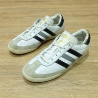 (Used Kick) - Adidas Beckenbauer Allround White Black