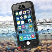 WATERPROOF Case iPhone 5 5s SE 6 6s Plus Redpepper Casing HP Anti Air