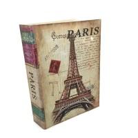 Jual Brankas Buku Antik Jadul Kuno - LARGE SIZE - Paris Letter Murah
