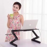 Produk masa kini Peralatan Rumah Meja Laptop Portable Aluminium with