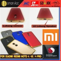 harga Case Xiaomi Redmi Note 4x / 4 Pro Snapdragon Casing Hp Slim Back Cover Tokopedia.com