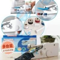 Jual Handy Stitch Mesin Jahit Genggam Mini Portable Sewing Machine Souvenir Murah