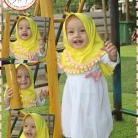 Aurora Hijab Zuma hijab bayi kerudung bayi jilbab bayi