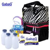 Jual Tas Cooler Bag Gabag New Zebra 3 in 1 BT31 Murah