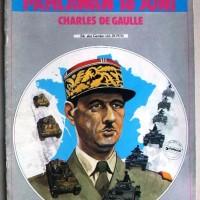 Komik Seri Tokoh Dunia : Charles De Gaulle (Komik Eropa Lama)