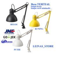 IKEA TERTIAL / lampu kerja / lampu belajar / lampu meja / lampu kamar