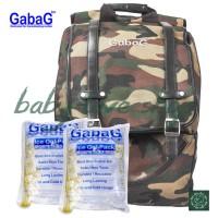 Jual Tas Cooler Bag Gabag Backpack Calmo Army Murah