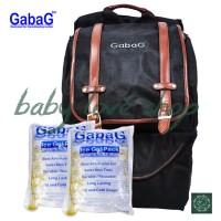 Jual  Tas Cooler Bag Gabag Backpack Calmo Black Murah