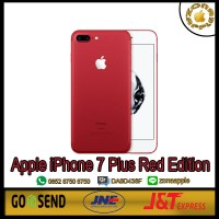 [TERMURAH] Apple iPhone 7 Plus 128GB RED LIMITED EDITION Garansi 1THN
