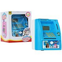 Jual Mainan Edukatif Celengan ATM Mini Robocar Poli Bahasa Indonesia No6305 Murah