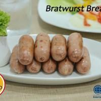 Sosis MALEO - Bratwurst Breakfast 21/25 (1kg) - isi 40