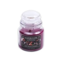 Jual CANDLE LITE JUICY BLACK CHERRY LILIN AROMATERAPI 85 GR Murah