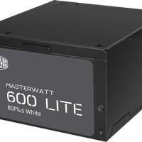 Jual PSU Cooler Master PSU MasterWatt Lite 600 - 600W 80+ Murah