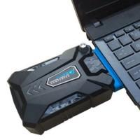 Jual Cooling Fan Penghisap Panas / Taffware Universal Laptop Vacuum Cooler Murah