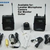 Sennheiser EK 1038 G2 Camera Mount Wireless System With Mi