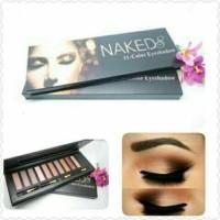 Jual Naked8 Eyeshadow / Naked 8 (12warna) Murah
