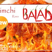 "Kimchi Enak BALADO 900 gram ""onde mande yo subana lamak"""