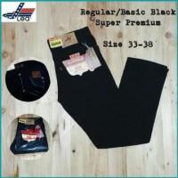 Jual Celana Jeans Panjang / Celana Jeans Hitam / Jeans Pria / Cel Murah