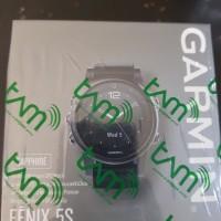 Jual Garmin Fenix 5s Sapphire Garansi Resmi Tam Murah