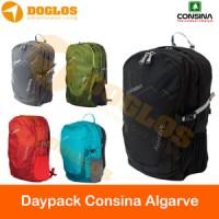 Tas Daypack CONSINA Algarve Travel hiking commuter work school gunung