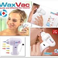 Jual WaxVac Ear Cleaner Alat Pembersih Kotoran Telinga Terbaik Murah