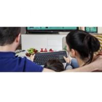 Jual Logitech Wireless Touch Keyboard - K400 Plus Berkualitas Murah