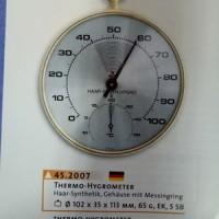 Analog Thermo-Hygrometer TFA 45.2007 Analog Thermohygrometer murah