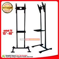 "Hiro Bracket Standing / Berdiri TV LED 15""- 40"" - Braket/ Breket TV"