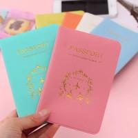 Jual [ KULIT WARNA WARNI ] Passport Holder [ Sarung Sampul Pasport Kulit ] Murah