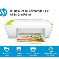 Printer HP DeskJet Ink Advantage 2135 printer-scan-copy