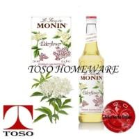 FAST SALE Only 7 Botol!! Monin Elder Flower Syrup Gourmet Syrup 700ml