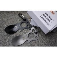 Jual Eat N Tool Multifungsi CRKT 9001C Sendok Garpu Obeng ED Limited Murah