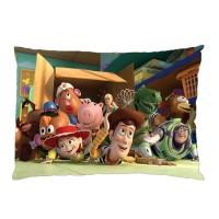Sarung Bantal custom Toy Story #2 45x65 cm gambar