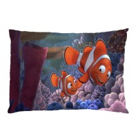 Sarung Bantal custom Finding Nemo #3 45x65 cm gambar